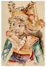 Dolf Breetvelt (1892-1975)  -  Danseres, Bali 1930 - Postcard -  A11574-1