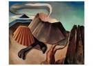 Dolf Breetvelt (1892-1975)  -  Krateruitbarsting, 1936-1937 - Postcard -  A11578-1