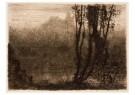 Matthijs Maris (1839-1917)  -  Het betoverde kasteel - Postcard -  A11771-1