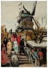 Vincent van Gogh (1853-1890)  -  De molen Le blute-fin,1886 - Postcard -  A11787-1