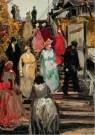 Vincent van Gogh (1853-1890)  -  De molen Le Blute-fin (detail)1886 - Postcard -  A11788-1