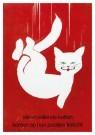 Frans Mettes (1909-1984)  -  Alleen vallende katten komen op hun pootjes terech - Postcard -  A11830-1