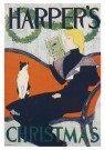 Edward Penfield (1866-1925)  -  Harper's - Postcard -  A11832-1