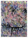 Jan Fabre (1958)  -  Het Zwanenmeer - Postcard -  A11855-1