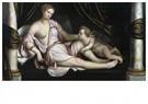 Il Moretto da Brescia1498-1554 -  Venus en Cupido, ca.1548-1550 - Postcard -  A11982-1