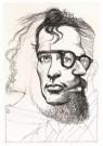 Siegfried Woldhek (1951)  -  Jack Kerouac & Allen Ginsberg, 2011 - Postcard -  A12227-1