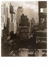 Alfred Stieglitz(1864-1946)  -  New York, North Towards Squibb Building - Postcard -  A12438-1
