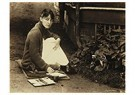 Alfred Stieglitz(1864-1946)  -  Georgia O'Keeffe, 1918 - Postcard -  A12487-1