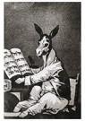 Francisco Goya(1746-1828)  -  As Far Back As His Grandfather - Postcard -  A14839-1