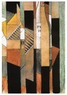 Juan Gris(1887-1927)  -  Still Life With Bottle And Cigars - Postcard -  A15782-1