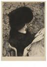 James Tissot(1836-1902)  -  Journal - Postcard -  A16352-1