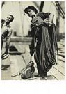 Lewis Hine(1874-1940)  -  A Derrick Man, Empire State Building - Postcard -  A16620-1
