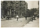 Lewis Hine(1874-1940)  -  Street Play New York City 1910 - Postcard -  A16767-1