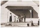 Lewis Hine(1874-1940)  -  Five Pupils Present At School #6, Dist. 3, Fort Morgan, Colo - Postcard -  A16783-1