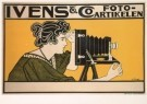 J.G.van Caspel (1870-1926)  -  Ivens & Co - Postcard -  A1813-1