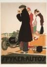 Piet van der Hem (1885-1961)  -  Hem, v.d./Spyker-A./coll.Le C. - Postcard -  A1820-1