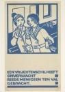 Fré Cohen (1903-1943)  -  Prentbriefkaart voor de Stadsreiniging Amsterdam, - Postcard -  A1897-1
