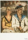 Reimond Kimpe (1885-1970)  -  Kimpe/ Zeemanspaar/maritiem - Postcard -  A1959-1