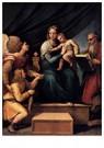 Raphaël Sanzio (1483-1520)  -  Madonna With The Fish - Postcard -  A19968-1