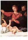 Raphaël Sanzio (1483-1520)  -  Madonna Of Loreto (Madonna Del Velo) - Postcard -  A20005-1
