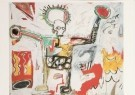 Jean-Michel Basquiat 1960-1988 -  Zonder titel - Postcard -  A2023-1