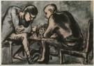 Arnold Reemer (1925-1981)  -  Schakers, 1965 - Postcard -  A2123-1