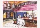 Herman Brood (1946-2001)  -  Edward Hopper - Postcard -  A2258-1