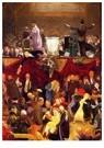 George Bellows (1882-1925)  -  The Sawdust Trail - Postcard -  A23888-1