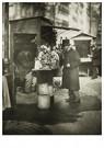 Eugène Atget (1857-1927)  -  La Villette, Rue Asselin, 1921 - Postcard -  A24167-1