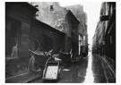 Eugène Atget (1857-1927)  -  'Coin, Rue De L'Abbaye' - Postcard -  A24176-1
