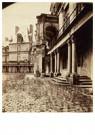 Eugène Atget (1857-1927)  -  Grille De Marchand De Vins, 34 Quai De L'Hôtel De Ville - Postcard -  A24186-1