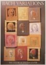 Milton Glaser (1929)  -  5 Bach Variations - Postcard -  A2435-1
