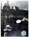 Laszlo Moholy-Nagy (1895-1946) -  On A Finnish Trawler, Superimposition - Postcard -  A24990-1