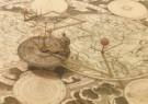 Planetarium 18de eeuw, Planeta -  Planetarium van voor 1789 met Mercurius, Venus, Aa - Postcard -  A2696-1