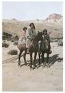 -  Indians on the Move, 1892 - Postcard -  A28224-1