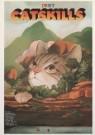Milton Glaser (1929)  -  Catskills, poster: New York - Postcard -  A2855-1