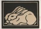 Julie de Graag (1877-1924)  -  Twee konijntjes - Postcard -  A2993-1