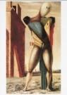 Chirico de Georgio (1888-1978) -  De Troubadour - Postcard -  A3065-1