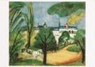 Raoul Dufy (1877-1953)  -  La caleche - Postcard -  A3066-1