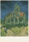 Vincent van Gogh (1853-1890)  -  The Church at Auvers-sur-Oise, 1890 - Postcard -  A3180-1
