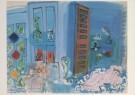 Raoul Dufy (1877-1953)  -  Atelier interieur - Postcard -  A3195-1
