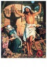 William Holman Hunt (1827-1910 -  The Shadow of Death, 1870-1873 - Postcard -  A32508-1