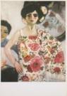 Kees van Dongen (1877-1968)  -  Le chale de Manille, 1910-11 - Postcard -  A3250-1