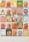 Paul Giovanopoulos (1939)  -  Orange I - Postcard -  A3290-1