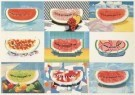 Paul Giovanopoulos (1939)  -  Watermelon - Postcard -  A3576-1