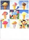 Paul Giovanopoulos (1939)  -  Ice Cream - Postcard -  A3583-1