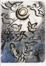 Marc Chagall (1887-1985)  -  Creation, 1960 - Postcard -  A3732-1