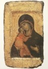 Anoniem,  -  The blessed Virgin the affection of Vladimir, 1st - Postcard -  A3849-1