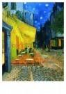 Vincent van Gogh (1853-1890)  -  Cafe-terras - Postcard -  A3931-1