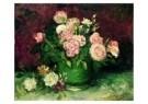 Vincent van Gogh (1853-1890)  -  Rozen+pioenrozen - Postcard -  A3941-1